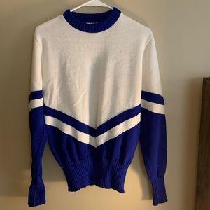 Sweaters - Vintage Cheerleading Sweater